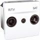 РОЗЕТКИ R-TV / SAT